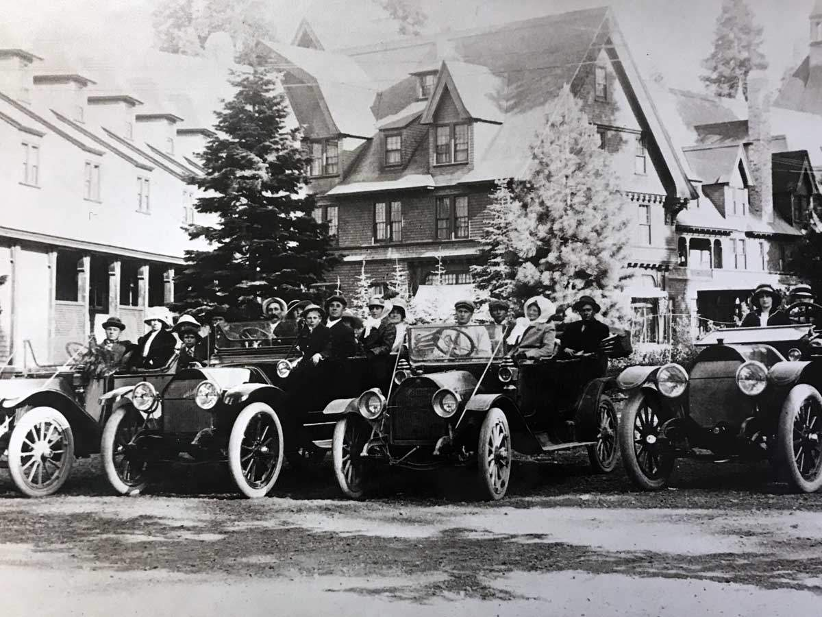 Tahoe Tavern 1911