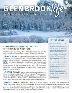 Glenbrook Life – Winter 2020